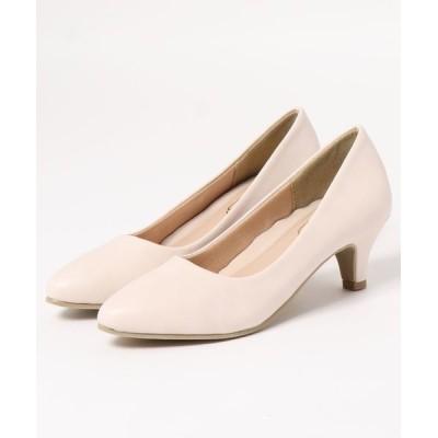 Parade ワシントン靴店 / 【パンプス】極ふわパンプス5cmミドルヒール 18162 WOMEN シューズ > パンプス