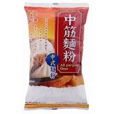 鑫旺萊-中筋麵粉400g