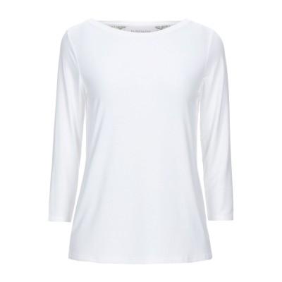 PUROTATTO T シャツ ホワイト XS レーヨン 90% / ポリウレタン 10% T シャツ