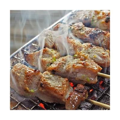 焼き豚 豚トロ串 ねぎ塩 5本 BBQ 惣菜 おつまみ バーベキュー 家飲み グリル ギフト 肉 生 チルド