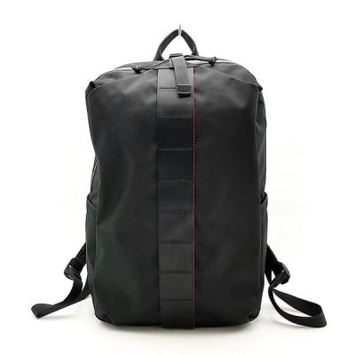 送料無料 美品 ブリーフィング BRIEFING リュックサック バックパック デイパック バッグ 鞄 ナイロン 黒 ブラック系 メンズ
