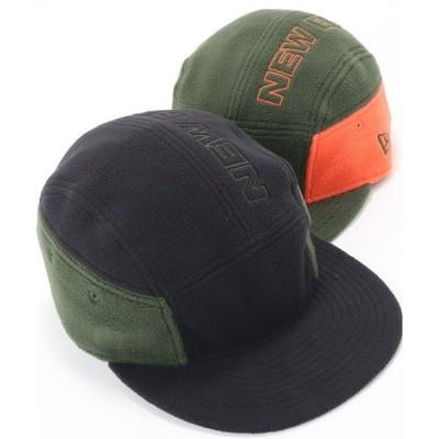 帽子 キャップ ニューエラ マイクロフリース ジェットキャップ