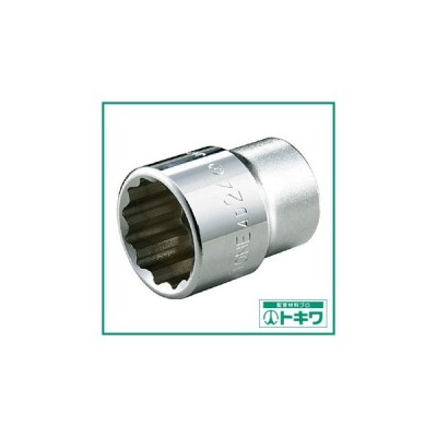 TONE ソケット(12角) 35mm (4D-35) TONE(株)