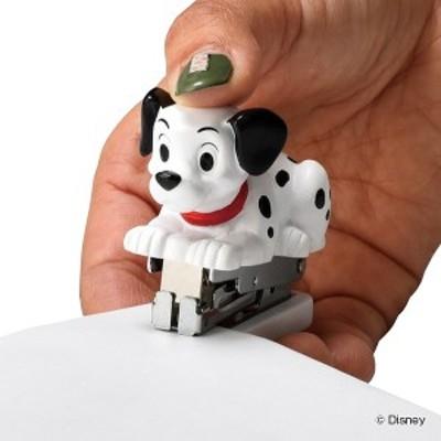 ステープラー 101 101匹わんちゃん ステンプラー ディズニー Disney ( 文具 文房具 ステーショナリー ミニ インテリア デスク 机 オフィ