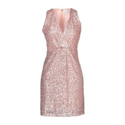 カオス KAOS ミニワンピース&ドレス ライトピンク 40 ポリエステル 100% ミニワンピース&ドレス