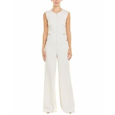 Akris アクリス ファッション ドレス Akris Silk-Blend Jumpsuit 6 Grey