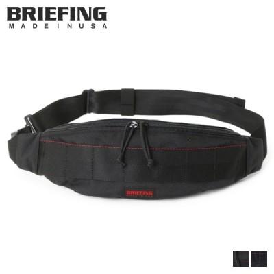 BRIEFING ブリーフィング トライポッド バッグ ウエストバッグ ボディバッグ メンズ 3.4L TRIPOD ブラック ネイビー 黒 BRF071219