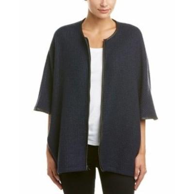 ファッション 衣類 Nell Jemma Wool-Blend Jacket 0 Blue