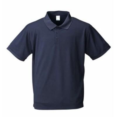 【大きいサイズ】【メンズ】 Mc.S.P DRYハニカムメッシュ半袖ポロシャツ ネイビー 1158-7555-3 [3L・4L・5L・6L・8L]