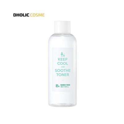 韓国コスメ 韓国 コスメ cosme キープクール KEEP COOL トナー 化粧水 バンブートナー バンブー スキンケア 鎮静 低刺激 保湿