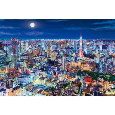 ジグソーパズル EPO-12-514s 風景 煌めく東京の夜-東京 1000ピース