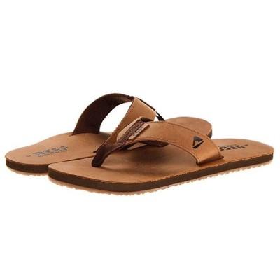 リーフ Reef Leather Smoothy メンズ サンダル Bronze/Brown