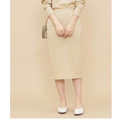 クリンプRIBスカート