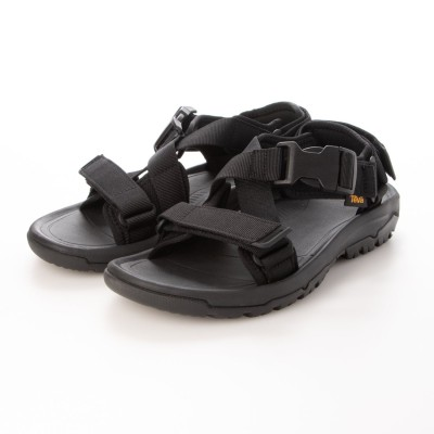 テバ Teva メンズ スポーツサンダル HURRICANE VERGE 1121534 (ブラック)