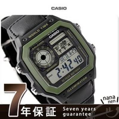 チプカシ チープカシオ メンズ 腕時計 海外モデル AE-1200WHB-1BVCF CASIO