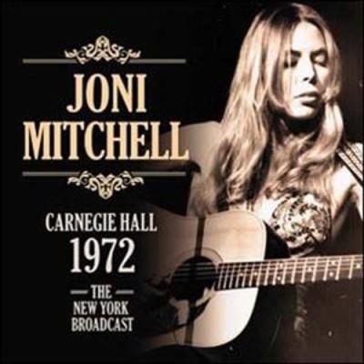 【CD輸入】 Joni Mitchell ジョニミッチェル / Carnegie Hall 1972