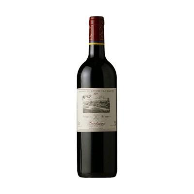 誕生日 敬老の日 ギフト 業務店御用達 ワイン ドメーヌ バロン ド ロートシルト プライベート リザーヴ 赤:750ml wine (67-6)