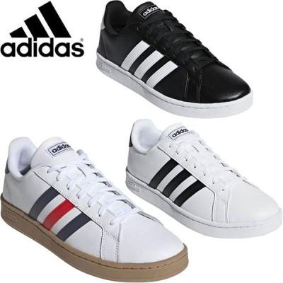 ◆◆ <アディダス> 【adidas】 20SS ユニセックス グランドコート レザー U スニーカー カジュアルシューズ EE7888 F36392 F36393