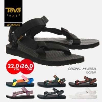 TEVA ORIGINAL UNIVERSAL テバ サンダル レディース オリジナル ユニバーサル スポーツ カジュアル 1003987