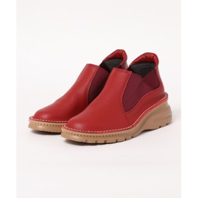 YOSUKE / 「YOSUKE/ヨースケ」日本製コンフォートレザーブーツ WOMEN シューズ > ブーツ