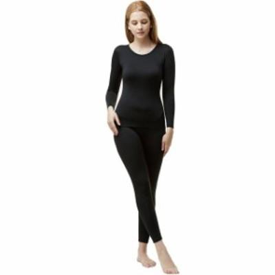 ファッション 衣類 TSLA Tesla Blank WHS200 Womens Microfiber Fleece Lined Top and Bottom Set