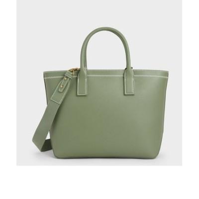 【2021 SPRING】ダブルハンドル トートバッグ / Double Handle Tote Bag