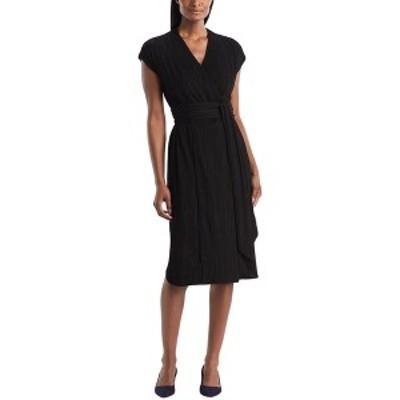 エムエメウラフール レディース ワンピース トップス M.M.LaFleur Mini Dress black