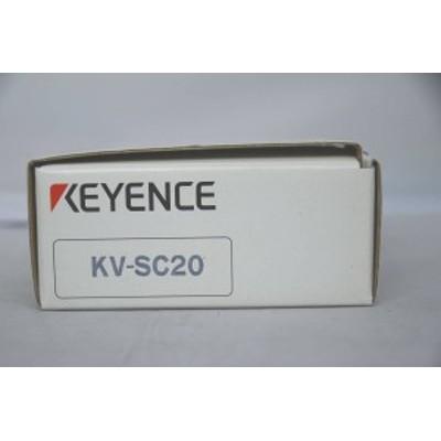 新品 キーエンス KV-SC20 KEYENCE