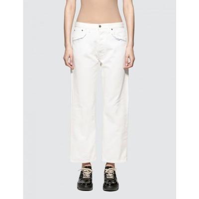 メゾン マルジェラ Maison Margiela レディース ジーンズ・デニム ボトムス・パンツ Pocket Jeans White