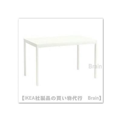 IKEA/イケア VANGSTA 伸長式テーブル4〜6人用 ホワイト