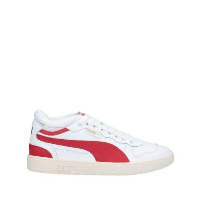 プーマ PUMA スニーカー&テニスシューズ(ハイカット) ホワイト 10.5 革 スニーカー&テニスシューズ(ハイカット)