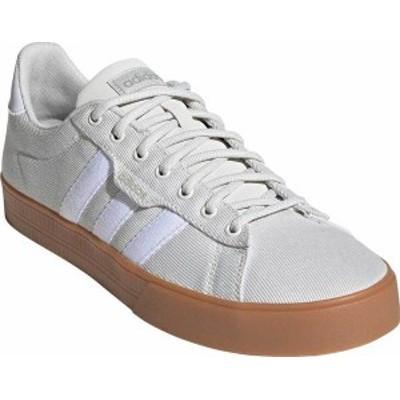 アディダス メンズ スニーカー シューズ Men's adidas Daily 3.0 Sneaker Orbit Grey/FTWR White/Gum10