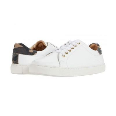 Jack Rogers ジャックロジャース レディース 女性用 シューズ 靴 スニーカー 運動靴 Rory Classic Sneaker - White