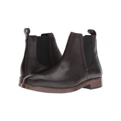 Cole Haan コールハーン メンズ 男性用 シューズ 靴 ブーツ チェルシーブーツ Kennedy Grand Chelsea Waterproof - Dark Roast Waterproof