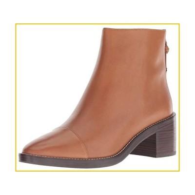 Cole Haan Women's Winne Grand Bootie Ankle Boot, British TAN Waterproof Leather, 8.5 B US