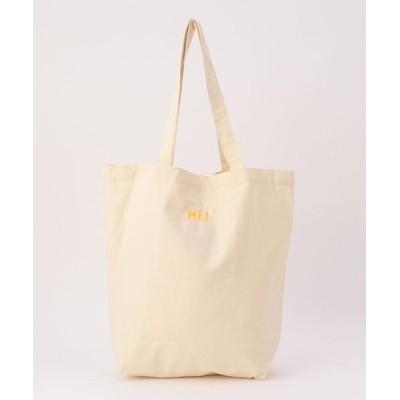 coen / 【女性にもオススメ】MEI(メイ)ワンポイントロゴトートバッグ MEN バッグ > トートバッグ