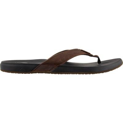 リーフ Reef メンズ ビーチサンダル シューズ・靴 Cushion Bounce Phantom Flip Flops Brown