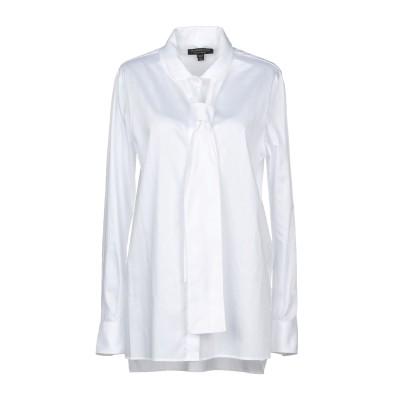 BURBERRY シャツ ホワイト 8 コットン 100% シャツ