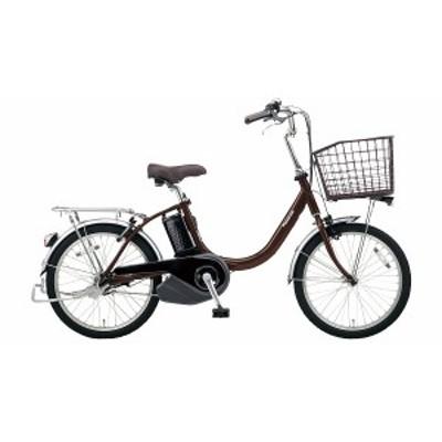 【26日10時~1万円引クーポン】 配送も店頭受取も可 電動自転車 パナソニック 電動アシスト自転車 ビビ L 20インチ 2020年 BE-ELL032T チ