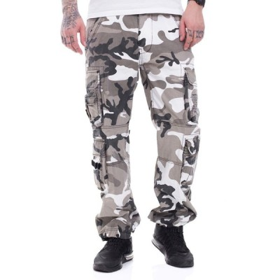 ブランディット Brandit メンズ ボトムス・パンツ - Pure Vintage Urban - Pants camouflage
