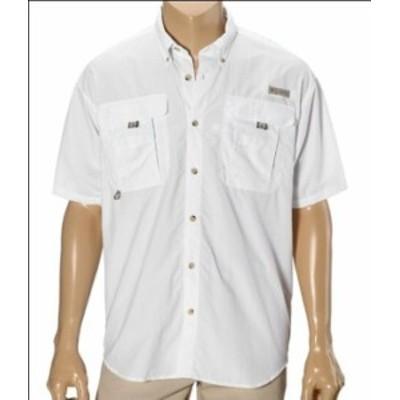 コロンビア メンズ シャツ トップス Bahama¢ II Short Sleeve Shirt White