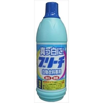 衣料用ブリーチ 600ml 【 ロケット石鹸 】 【 漂白剤 】