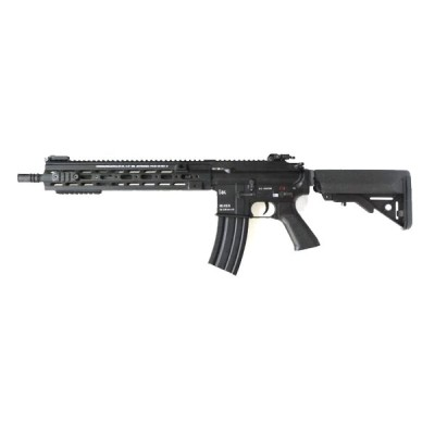 【DOUBLE BELL/ダブルベル】HK416N GEISSELEタイプ ロング 14.5inch SMRハンドガード BK