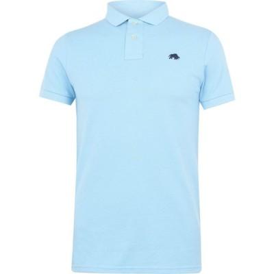 ライジング ブル Raging Bull メンズ ポロシャツ トップス Fly Polo Shirt Sky Blue