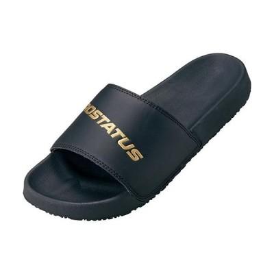 ゼット(ZETT) 野球 サンダル プロステイタス ブラック BSR4090 1900 シャワーサンダル シューズ 靴