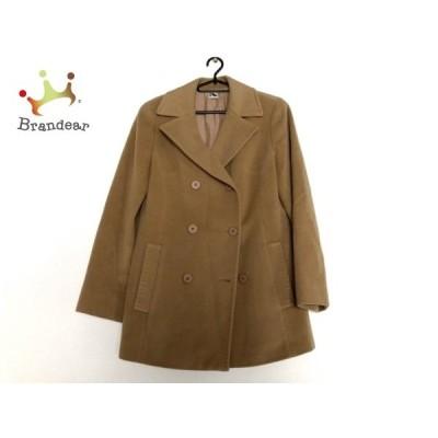 クリッツィア KRIZIA コート サイズ40 M レディース 美品 ベージュ   スペシャル特価 20200301