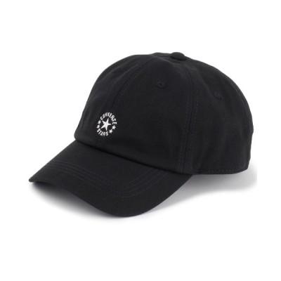 CONVERSE STARS / サークルロゴキャップ WOMEN 帽子 > キャップ