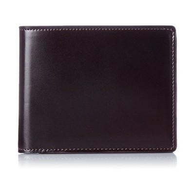 [ミカド] 財布 アニリンコードバン シリーズ チョコ