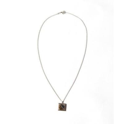 ネックレス Ayler アイラー / Square Plate necklace