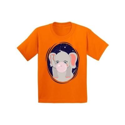 キッズ 衣類 トップス Awkward Styles Kids Elephant Shirts Elephant T-shirts for Youth Funny Elephant Gifts Cute Birthday Elephant Shirts Elep